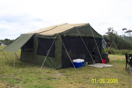 Camper Trailer Off Road 4WD Sussex Inlet Shoalhaven Area Preview