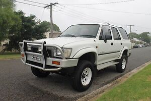 TOYOTA 4 RUNNER SR5 4X4 **NEED GONE** Argenton Lake Macquarie Area Preview