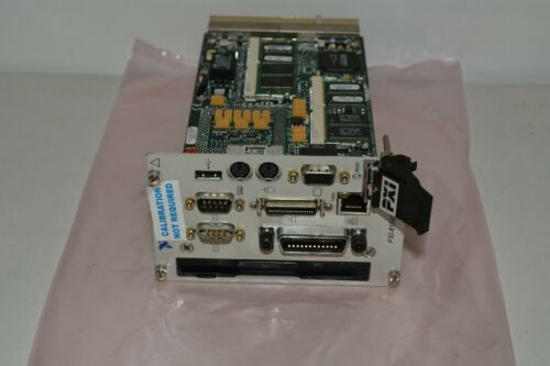 National Instruments PXI-8156B 333 MHz Embedded Computer System Controller