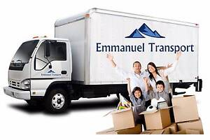 Removalists Perth - from $95P/H  Emmanuel Transport Perth Perth City Area Preview