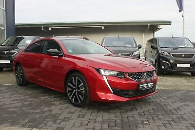 PEUGEOT 508 GT 225 EAT8 Leder Night ACC Glasd. Easy-P.+