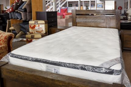 BRAND NEW Soft & Firm Mattresses Queen Double Single ON SALE