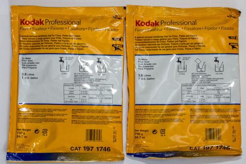 Kodak Professional Fixer for Black & White Film & Paper (Powder) Makes 1 Gallon