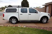 2008 Nissan Navara Ute Moama Murray Area Preview