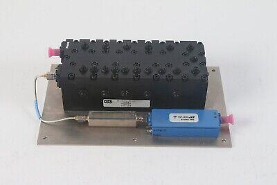 Kl 033fs Digital Bandreject Filter Microwave W Ctt Apn020-2455-274