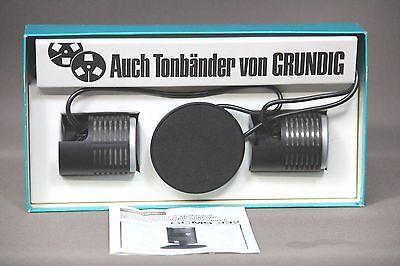 Grundig GC MS 332 Stereo Mikrofon in OVP