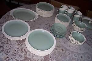 12 place setting Wedgwood Dinner set Boat Harbour Port Stephens Area Preview