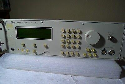 Giga-tronics Wavetek 8502 Peak Power Meter For Parts Or Repair