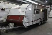 2002 18' Space Line Odyssey 2000 Elite Caravan Kilburn Port Adelaide Area Preview