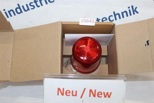 Pfannenberg P300 Flh Signal Light Flashing Light 21333155000 Red
