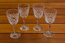 Crystal Port Glasses Horningsea Park Liverpool Area Preview