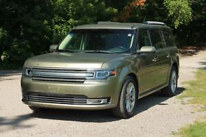 2013 Ford Flex Limited 7 Passenger   AWD   CERTIFIED