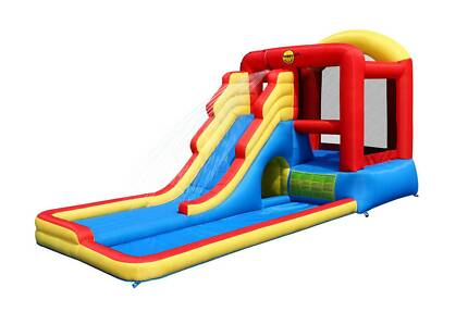 EX DEMO CLEARANCE -WET AND DRY JUMPING CASTLE/WATER SLIDE (9049N) Blacktown Blacktown Area Preview