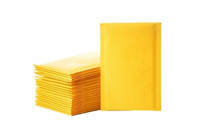 0000 4x6 4x5 Kraft Bubble Mailers Self Seal Shipping Bags Envelopes Padded