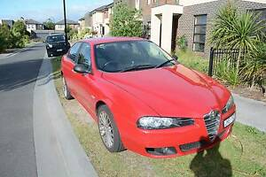urgent sale 2006 Alfa Romeo 156 Sedan Clayton South Kingston Area Preview