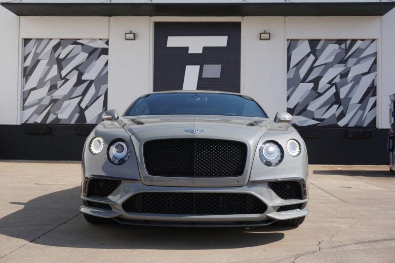 Image 4 Voiture Européenne d'occasion Bentley Continental 2017