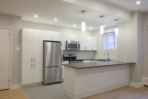 Downtown -Fully Renovated Two Bedoom Apartment - Centre-ville