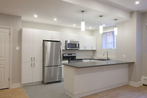 Downtown -fully renovated two bedroom apartment - Centre-ville