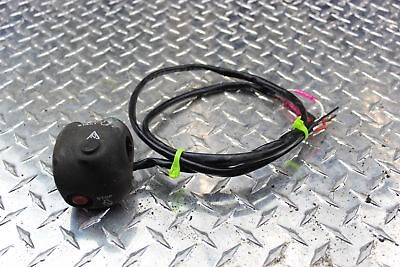 1976 YAMAHA XS500 RIGHT CLIP ON HANDLE KILL OFF START SWITCH SWITCHES
