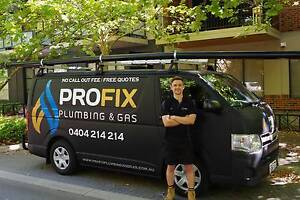 Plumber- Pro Fix Plumbing and Gas - NO CALL OUT FEE. FREE QUOTES Scarborough Stirling Area Preview