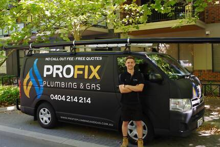 Plumber- Pro Fix Plumbing and Gas - NO CALL OUT FEE. FREE QUOTES