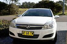 2007 Holden Astra Wagon Hamlyn Terrace Wyong Area Preview