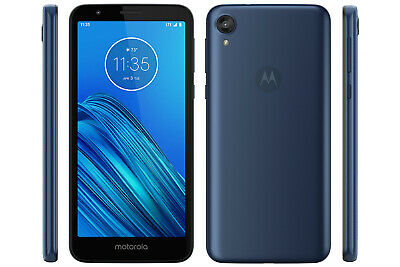 2019 ANDROID 9.0 PIE MOTO E6 Metro by T-mobile Octa-core 16GB 5.5''SCREEN