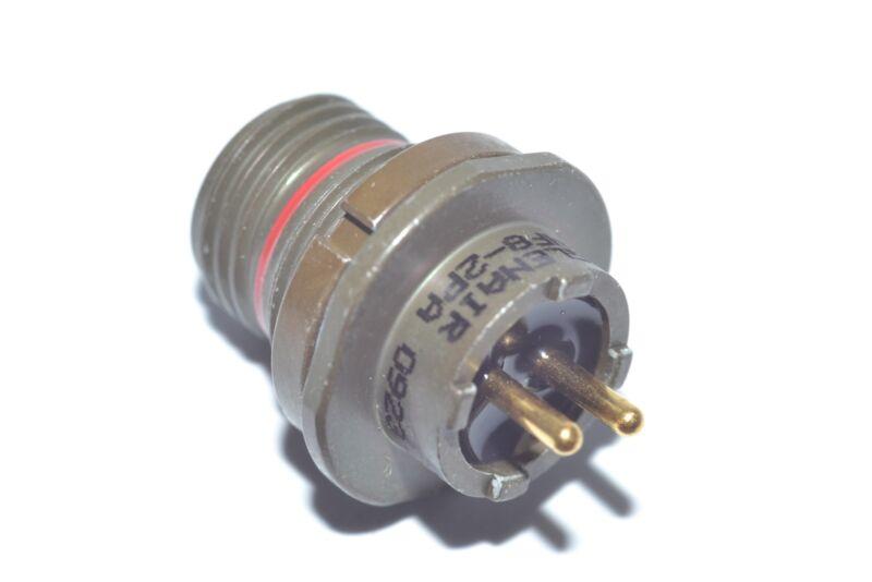 Glenair 801-011-07NF8-2PA Circular Mil Spec Connector
