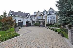 Markham 5Bdrms/8Bbaths detached house, Avail Immediately!