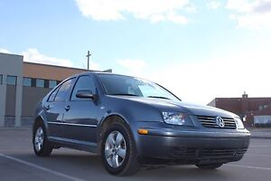 2007 Volkswagen Jetta 2.0L VERY LOW KM *reduced*