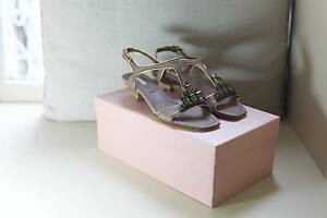 MIU MIU size 36 COLLECTION DESIGNER SHOES Point Piper Eastern Suburbs Preview