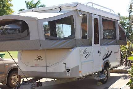 2011 Jayco Swan - great cond. & good to go for summer holidays!