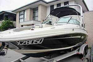 2010 Sea Ray Sundeck 220 Bow Rider Woody Point Redcliffe Area Preview