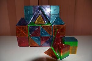 Magna Tiles – magnetic blocks St Albans Brimbank Area Preview