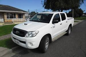 2011 Toyota Hilux Ute Valley View Salisbury Area Preview