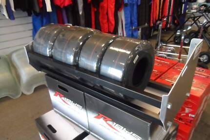 RACEMATE Go Kart Tyre rack 800 mm Byford Serpentine Area Preview