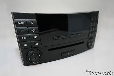 Original Mercedes Audio 20 CD MF2310 W211 Autoradio S211 E-Klasse Alpine 2-DIN gebraucht kaufen  Gütersloh