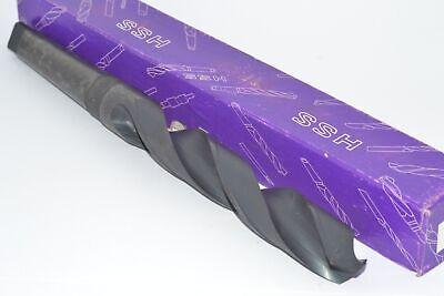 New 1-116 Taper Shank Drill Hss Mt3 11-12 Oal Morse Taper