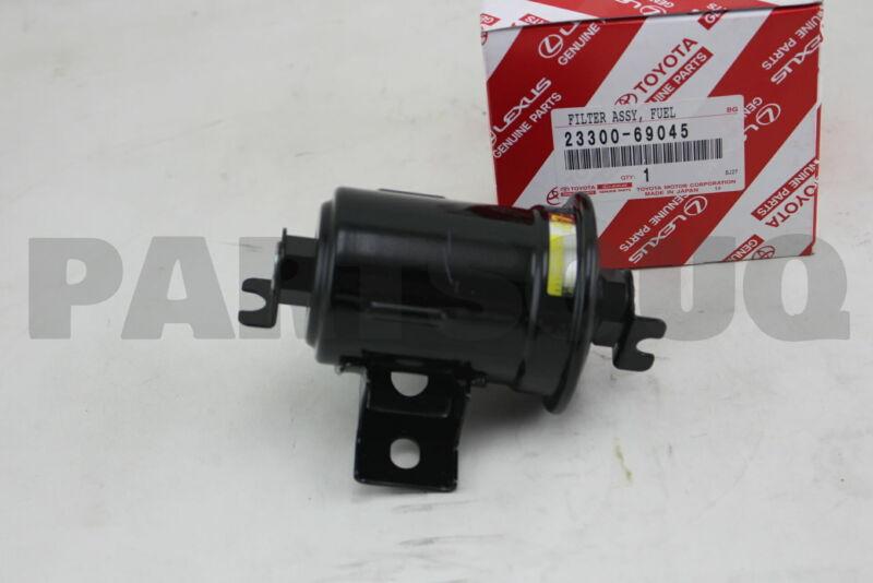 2330069045 Genuine Toyota Filter, Fuel(for Efi) 23300-69045