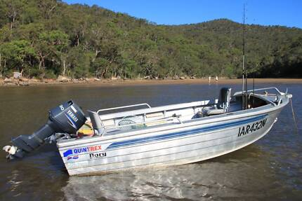 Quintrex Dory 4.2m in great condition