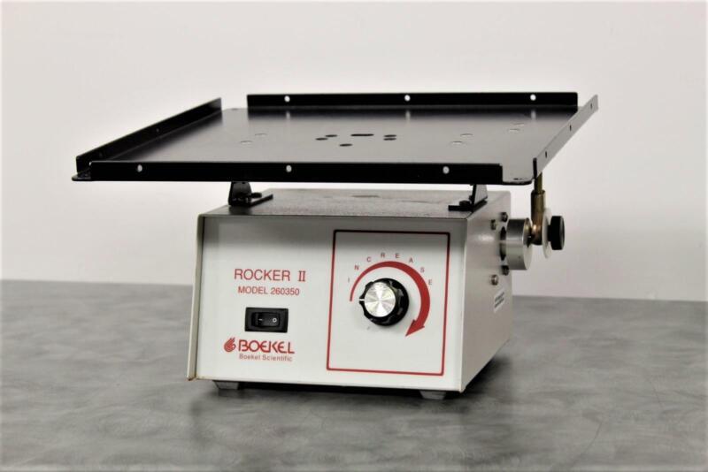 Boekel 260350 Rocker II Variable Speed Platform Rocker with 90-Day Warranty
