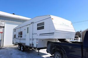fifth wheel four winds 2002