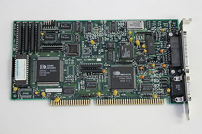 Sigma Designs 53 000291 Mm120 Pc At Isa Video Adapter 40080 With Warranty