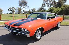 Chevrolet Chevelle Essendon Moonee Valley Preview
