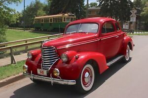 1938 OLDSMOBILE OPERA COUPE