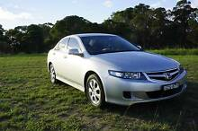 2006 Honda Accord Euro Sedan Homebush West Strathfield Area Preview