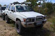 1990 Toyota 4 Runner Wagon Turbo Diesel 2.8L 4x4 Scamander Break ODay Area Preview