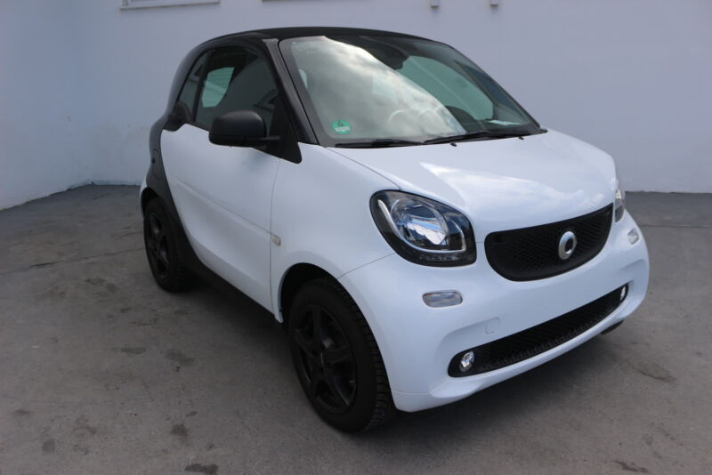 Smart fortwo 1.0 71cv youngester twinamic automatic