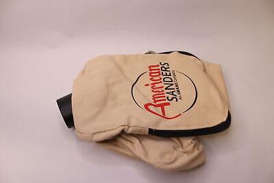 American Sanders Super 7r B2 Dust Bag For Clarke Edgers 53544b