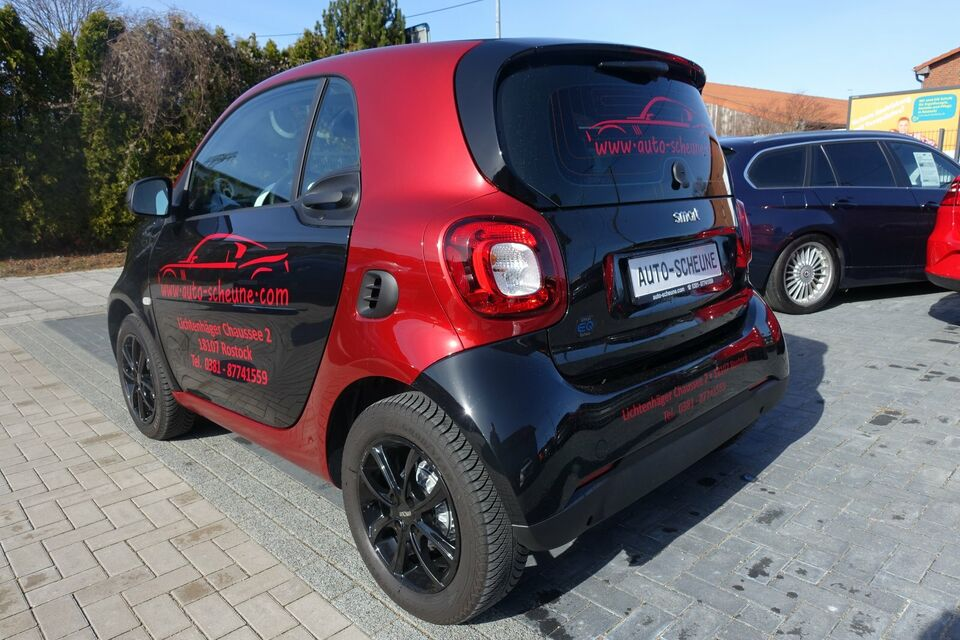 Vermiete Miete Mietwagen Smart ForTwo EQ Kein Tanken !!! in Rostock
